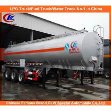 Semi-reboque Tanque de Combustível para Tanzânia