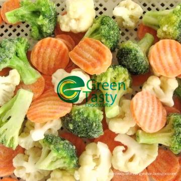 Frais IQF California Mixed Vegetable
