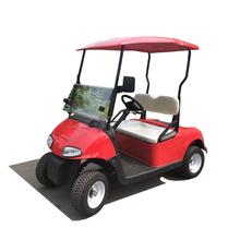 Carrinhos de golfe elétricos baratos para campos de golfe