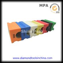Electroplated Diamond Polishing Pads for Hand Polish