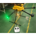 Water Drone With Ipad And Datalink Ground Station