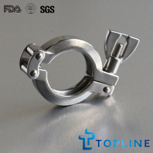 Sanitary I-Line 13sf Double-Pin Clamp