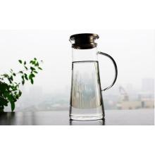 Стеклянная посуда Кухонное оборудование Водный горшок Питьевое стекло Чайный горшок