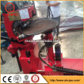 tank head flanging machine