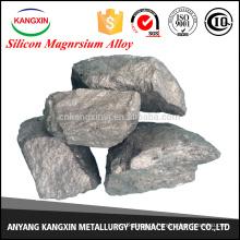 Nodulizador / Magnésio Ferro Silício / FeSiMg7Re1 / FeSiMg8Re5