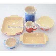 Tampas Non-toxic do recipiente do silicone do preço de fábrica