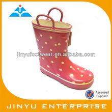 Novety Kids Dots botas de látex