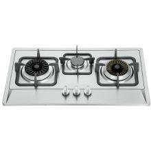 Cuisinière à gaz trois brûleurs (SZ-LX-217)