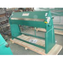 Manuelle Blech-Falzmaschine (ESF1020B)