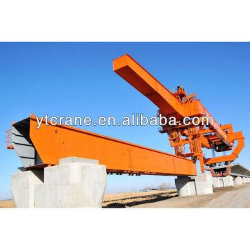 Посвященный железнодорожные пассажирские высокой эффективности мост балка эрекция машина