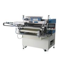 Machine d'enroulement et de collage d'alimentation automatique 16 axes