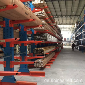 Heavy Loading Cantilever Racking für Rohrlagerung
