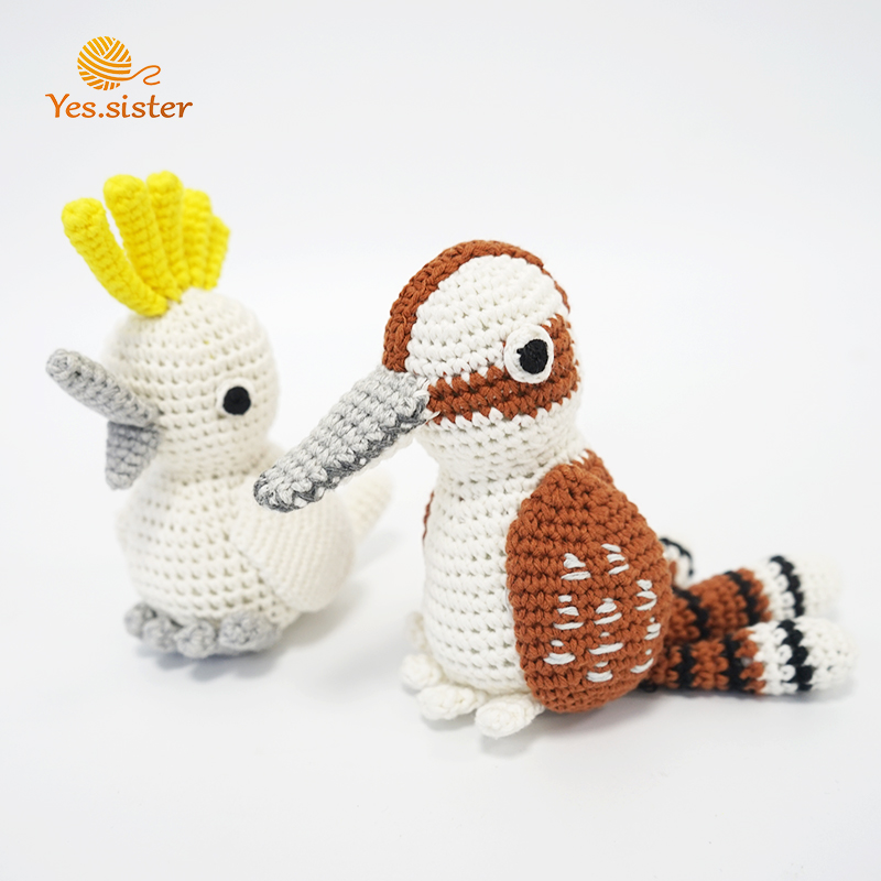 Crochet Toy For Dog