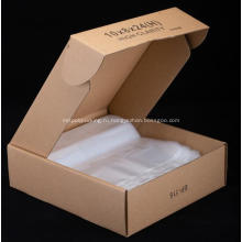 Пластиковый пакет для упаковки овощей
