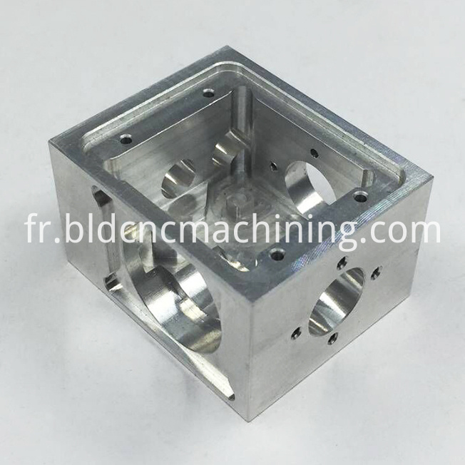 high speed milling machining