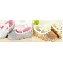 chaussures populaires avec nœud papillon pour bébé