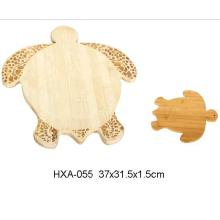 Special Tortoise Bamboo Cutting Board