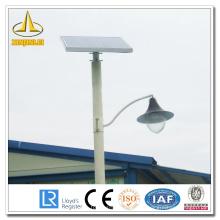 Poteaux solaires de haute qualité de la rue Steel