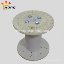 electric cable spool bobbin for wire or rope