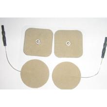 Eletrodo Pads com botão Tens Pads Snap Connection
