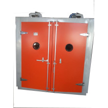 Industrial double door fixed oven