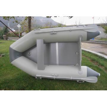 Barco inflável esportivo Barco de pesca com barriga pequena