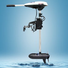 Hangkai 45lbs Schub Transom montiert Elektro Trolling Motor Salzwasser