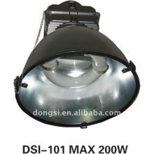 200W lampe à induction haute baie lumière