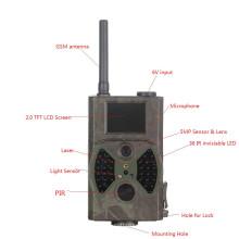 Imperméabilisez l'appareil-photo infrarouge infrarouge de chasse de traînée de la faune 1080P 12MP envoyant des images à l'utilisateur