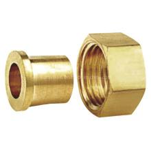 Brass Union Rohrverschraubung (a. 0355)