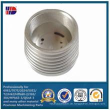Cnc-Aluminiumbearbeitungsteil CNC-Präzisions-Bearbeitungsservice