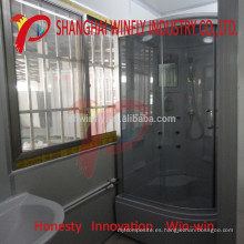 China Shanghai Prefabricated Expandable Container House Folding Container House Fire Resistance Small