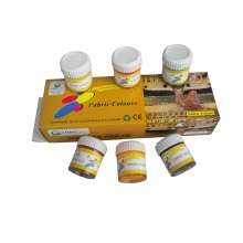 12 Warna 22ml Fabric Paint Set