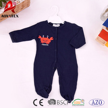 hot sale lovely cotton toddler clothing wholesale baby rompers