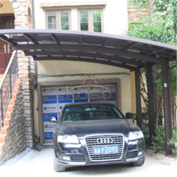 Carport AwningRoof Gazebo Aluminium Profile Pc Car Shelter