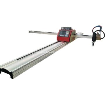 Máquina de corte de hoja de metal de plasma de llama