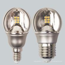 Ventes chaudes 3W 5W 7W 9W 12W E27 B22 LED ampoule (Yt-10)