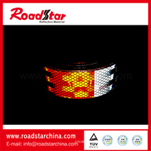 DOT-C2 marca reflectante del vehículo cinta