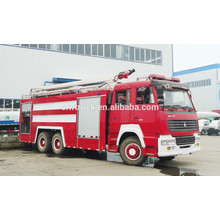 Howo 6x4 Water Tower Fire Truck
