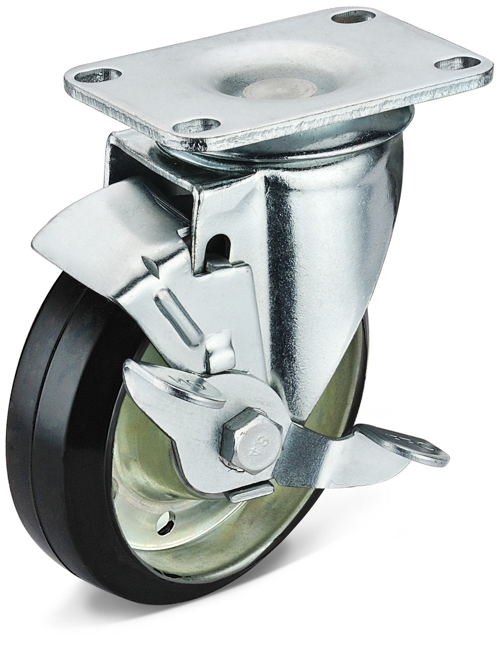 Heavy Duty Casters for Construction Equipment