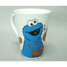 Regalo único de moda de Navidad personalizado tazas de cerámica y tazas para las promociones