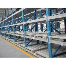 Einstellbares Hochleistungs-Stahl-Palettenregalsystem