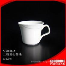 eurohome phoenix series elegant hotel new bone china cup