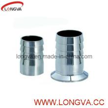 Accouplement de tuyau de qualité alimentaire en acier inoxydable