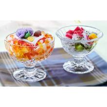 High Quality, Clear Glass, Ice Cream Dessert Bowls Dessert Ice Cream Bowls
