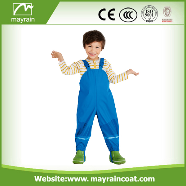 Bib Pants with Fleece