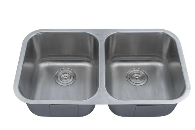 stainless steel sink large