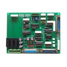 Multilayer Electronics Blank Printed Circuit Board Assembly