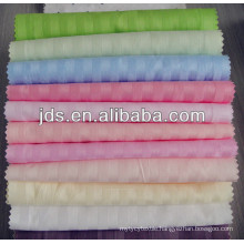 40*40s stripe dyed cotton fabric