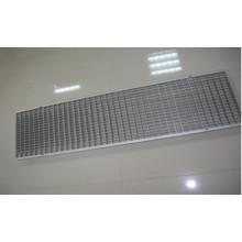 Système de drainage linéaire extérieur Système d'égouttage en acier inoxydable